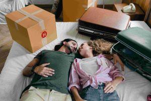雙人床, 雙人床尺寸