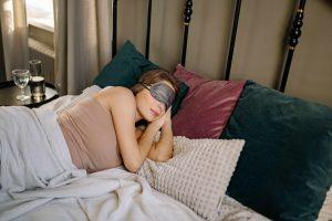 懷孕, 孕婦, 睡眠, 大 肚, 睡眠 質素