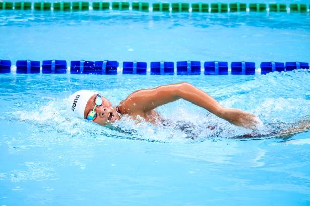 swim, sleep, performance improval