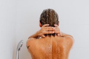 shower, exercise, after sport