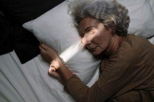 sleep, change pillow